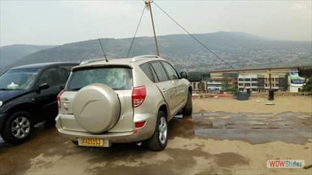 4x4 Car Hire Tanzania | Tanzanie 4WD Car Rental Tanzania