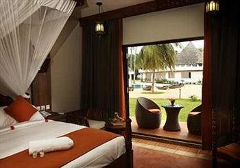 DoubleTree Hilton  Hotel Zanzibar, Double Tree Hilton Beach Hotel,  Hilton Beach Resort, Zanzibar North Coast Hotels,