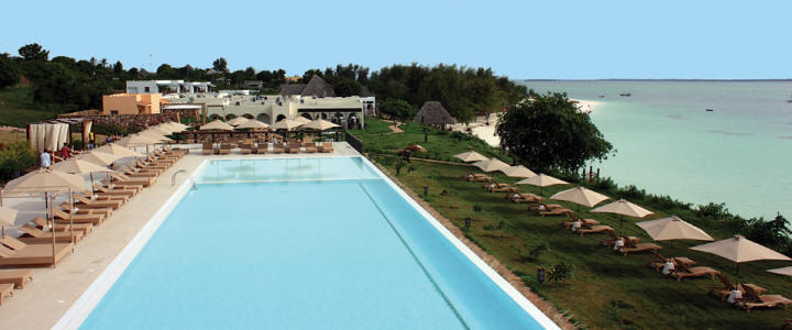 Hideaway of Nungwi Resort and Spar Zanzibar