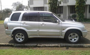 hire 4x4 car Kampala, grand vitara, hire 4wd grand vitara Kampala