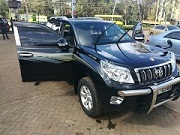 4x4 4wd car hire Entebbe airport Uganda, car rental Kampala